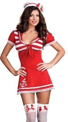 Sexy wife sailor