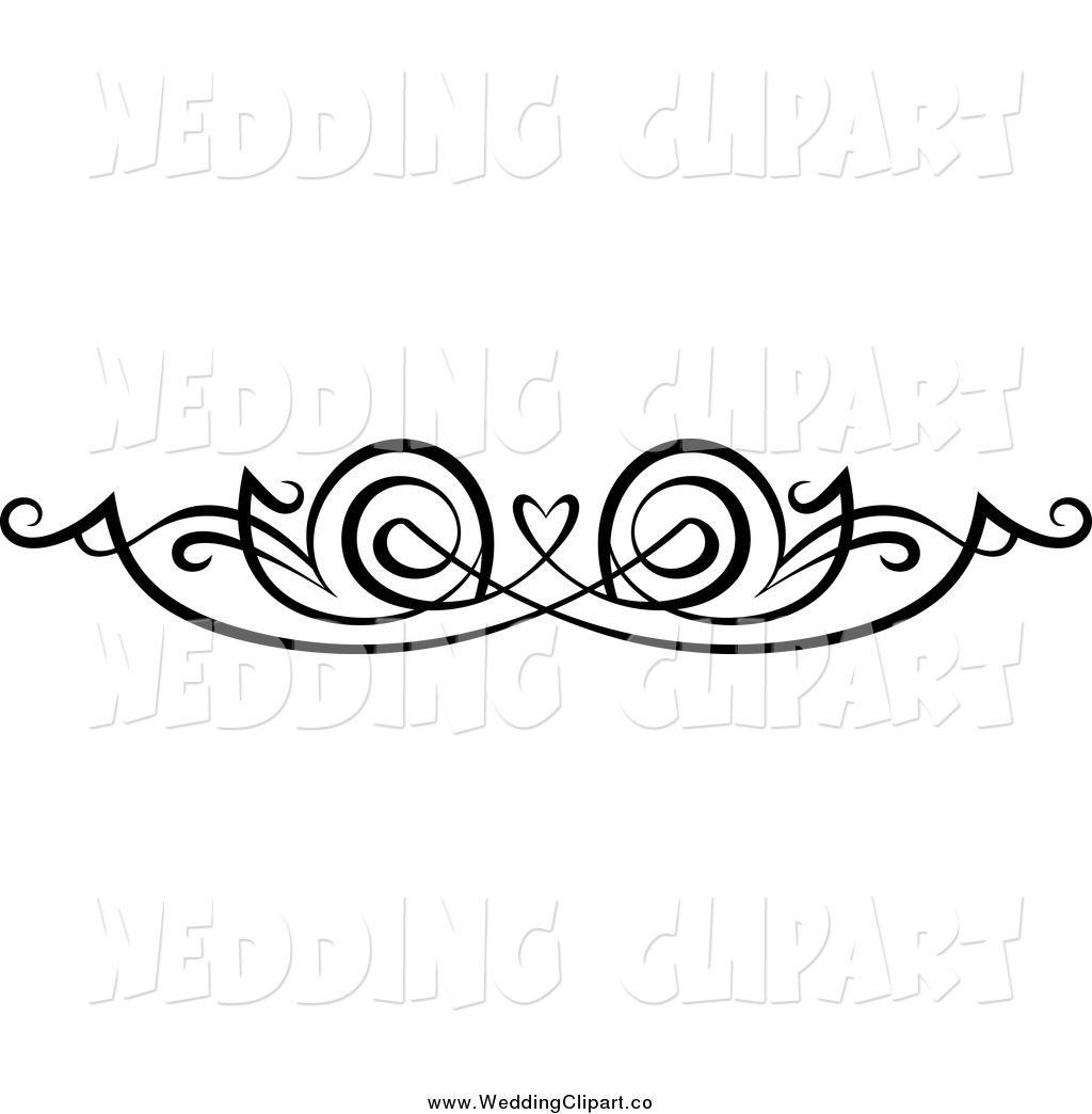 Heart Swirls Clipart Clipart Panda Free Clipart Images Clip Art Clip Art Borders Wedding Clipart