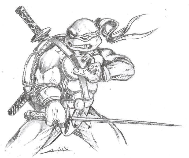 teenage mutant ninja turtles coloring pages   coloring pages ...