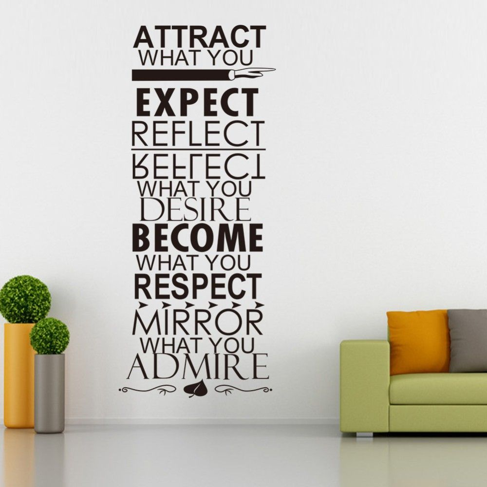 Quotes On Sofa Aliexpress Buy English Quotes Expect Bedroom Sofa Background