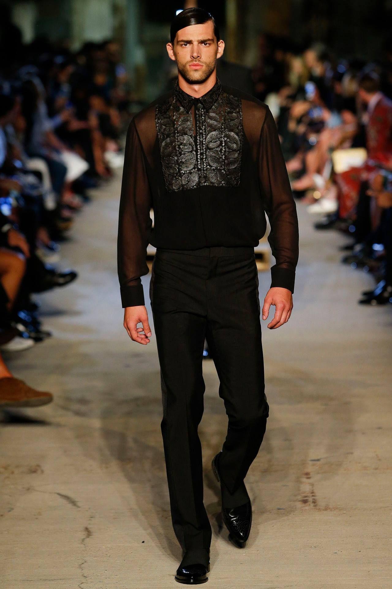 Givenchy Spring Summer 2016 Collection Primavera Verano - #Menswear #Trends #Tendencias #Moda Hombre