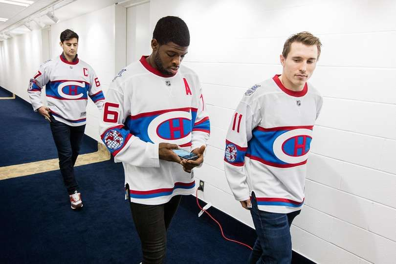 watch 9553b 8aebe 11.6.15 - Gally, PK and Patch in the Habs Winter Classic ...