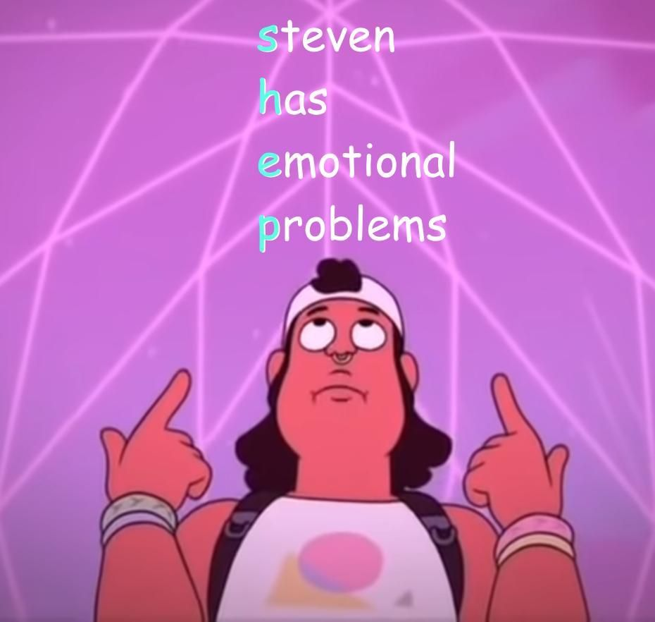 The true meaning of SHEP | Steven Universe