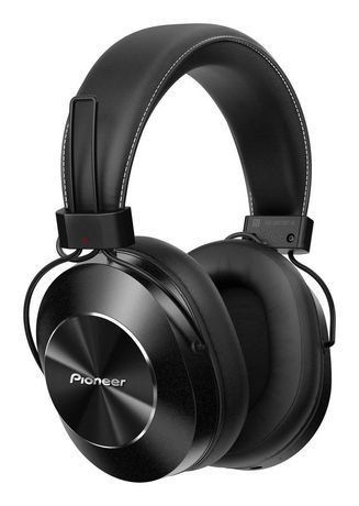 Pioneer Wireless Wired High Resolution Over Ear Headphone Black Bluetooth Headphones Wireless Headphones Headphones