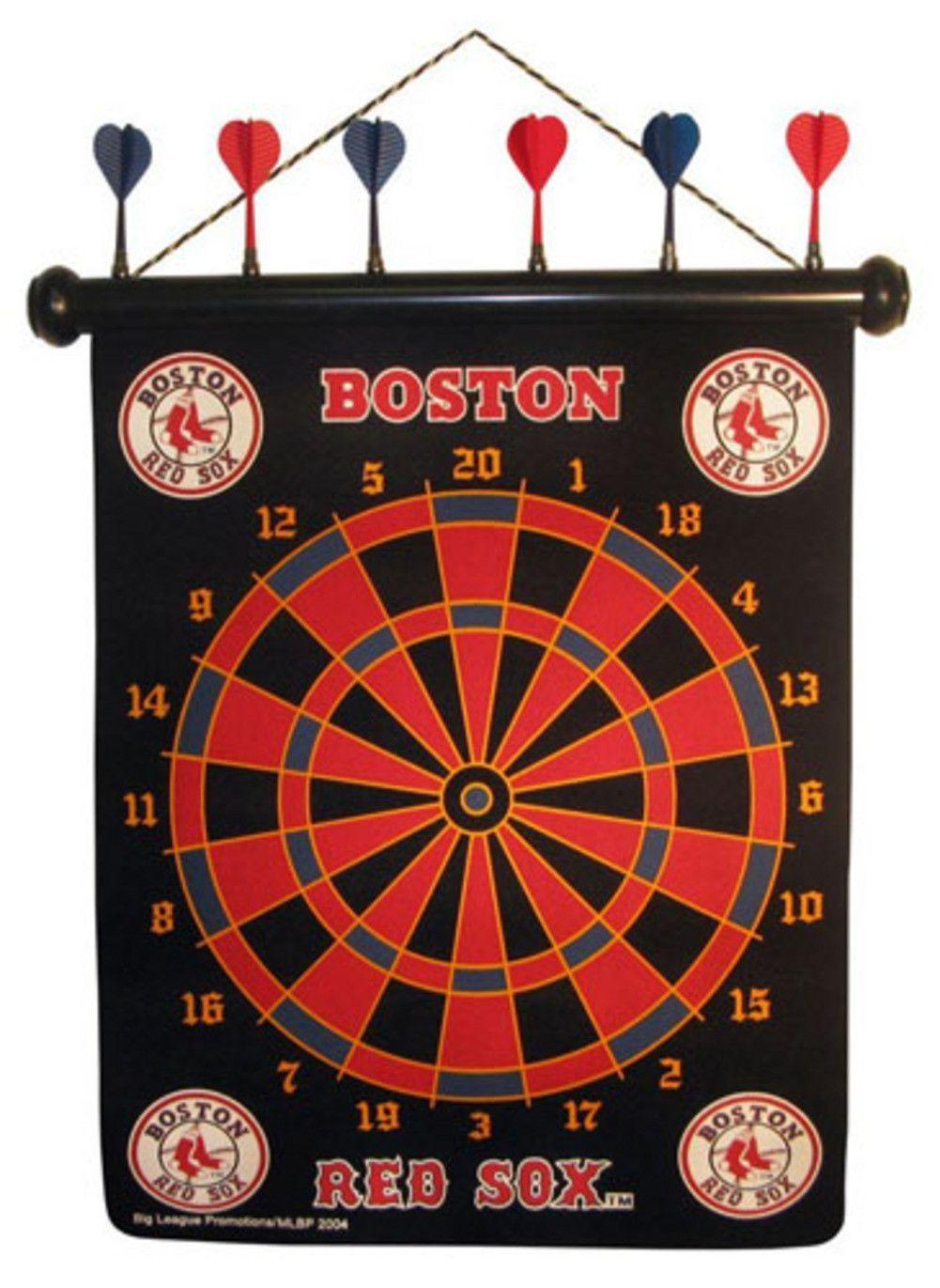 MLB Boston Red Sox Dart Board