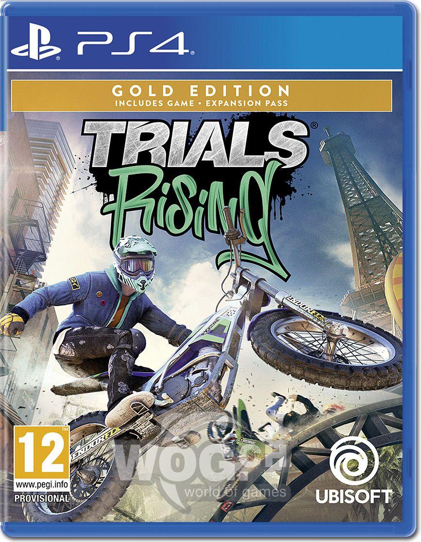 Trials Rising Xbox One Ubisoft