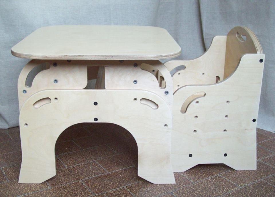 Tavolino Opium ~ Tavolino montessoriano per bambini tavolino montessori tavolino