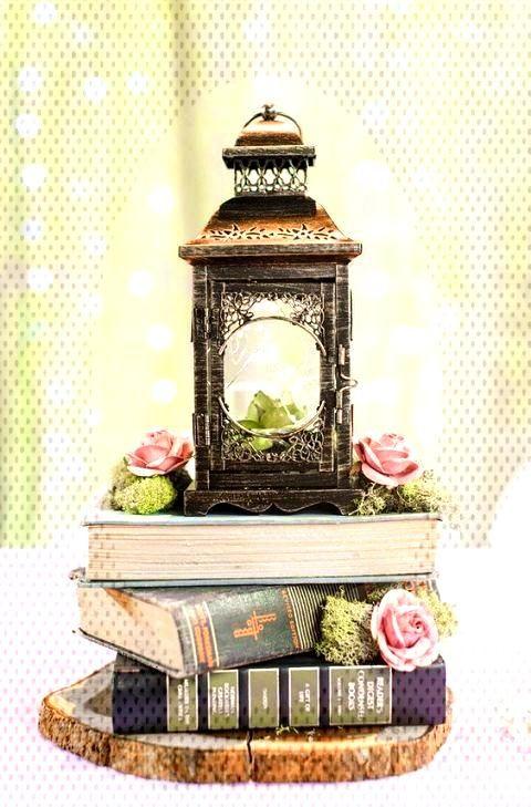 27 Creative Book Wedding Centerpieces 27 Creative Book Wedding Centerpieces unique wedding centerpi