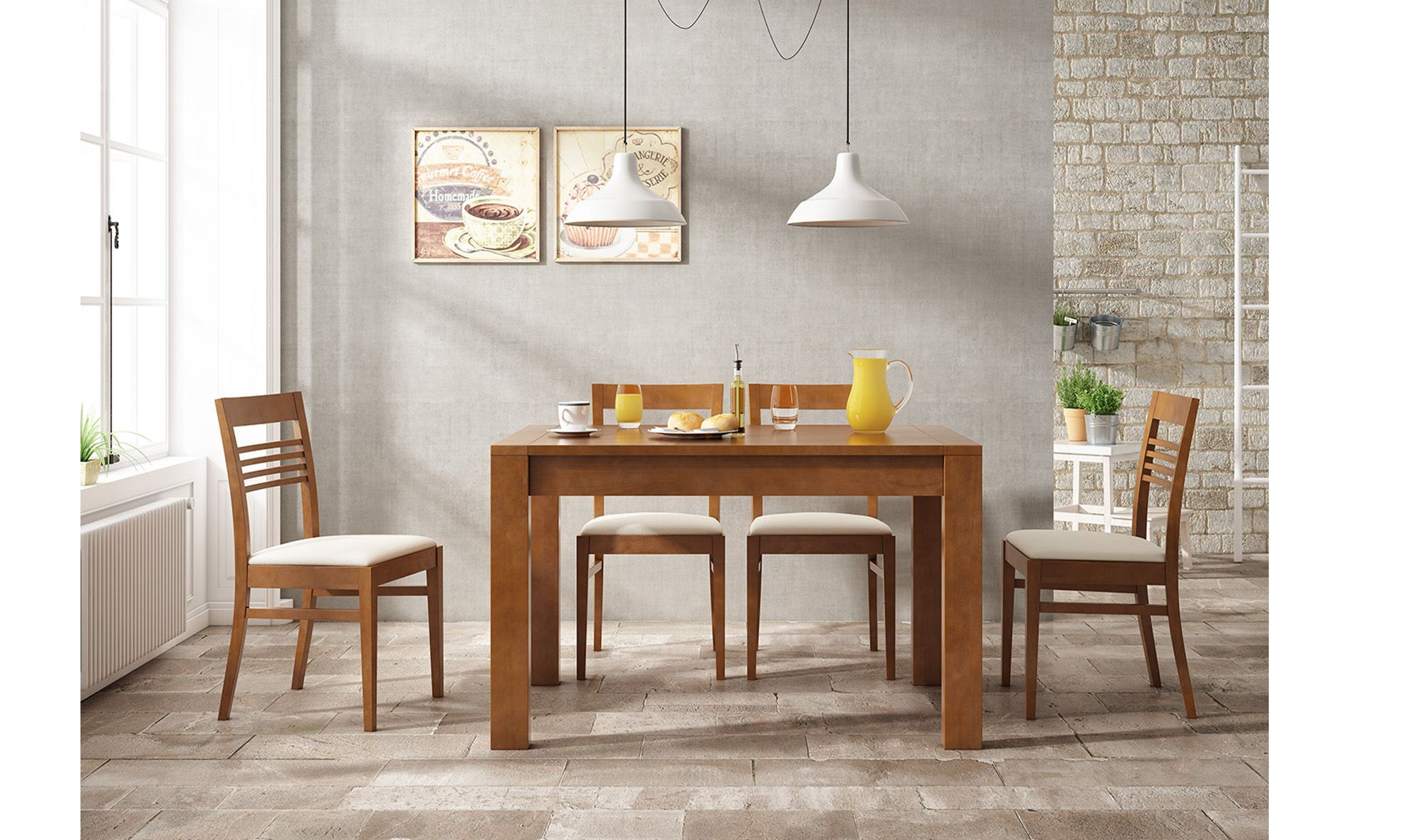 Resultado de imagen para mesa comedor | Home Sweet Home | Pinterest
