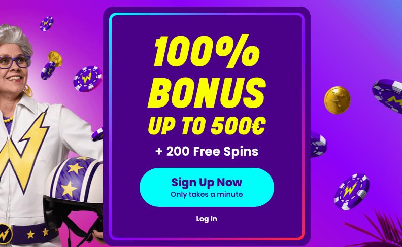 Online Casino Willkommens