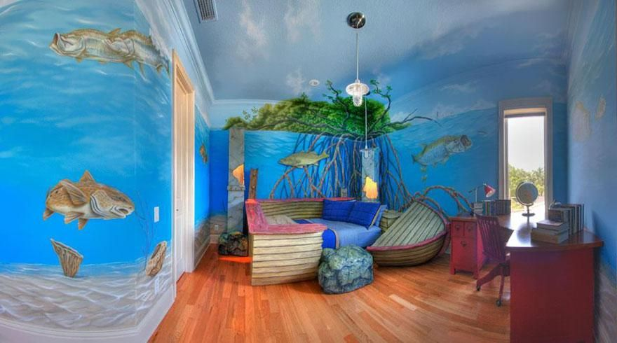 25 kreative Schlafzimmer Ideen Für Ihre Kinder | Bedrooms, Kids ...