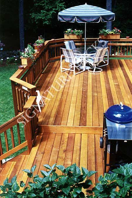 Pin de Chelsea Lobato en bryanspins Pinterest Terrazas, Cabañas - terrazas en madera