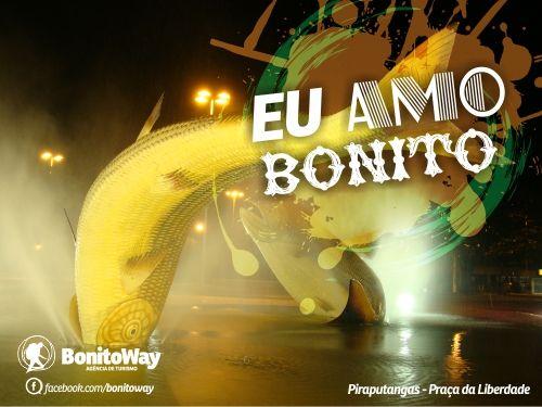 Para quem conheceu essa cidade linda e se apaixonou!  Foto: Praça da Liberdade #euamoBonito