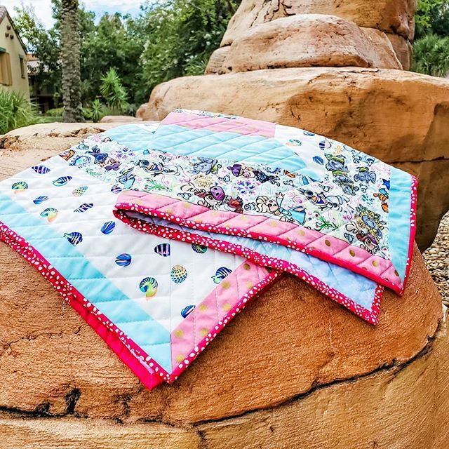 Does Anyone Else LOVE Binding Quilts?? Am I Crazy? Because