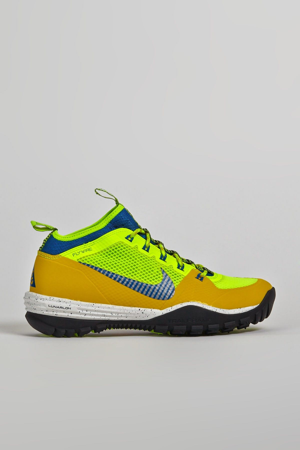 Nike Special Project Lunar Incognito Bright Citron / Military Blue-Volt -  SlamJamSocialism