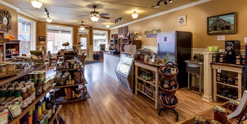 Modern General Store New Ground Market Ellijay With Images
