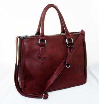New York Tote Handbag Prada Designer Inspired Red 45 99 Great Service Bag