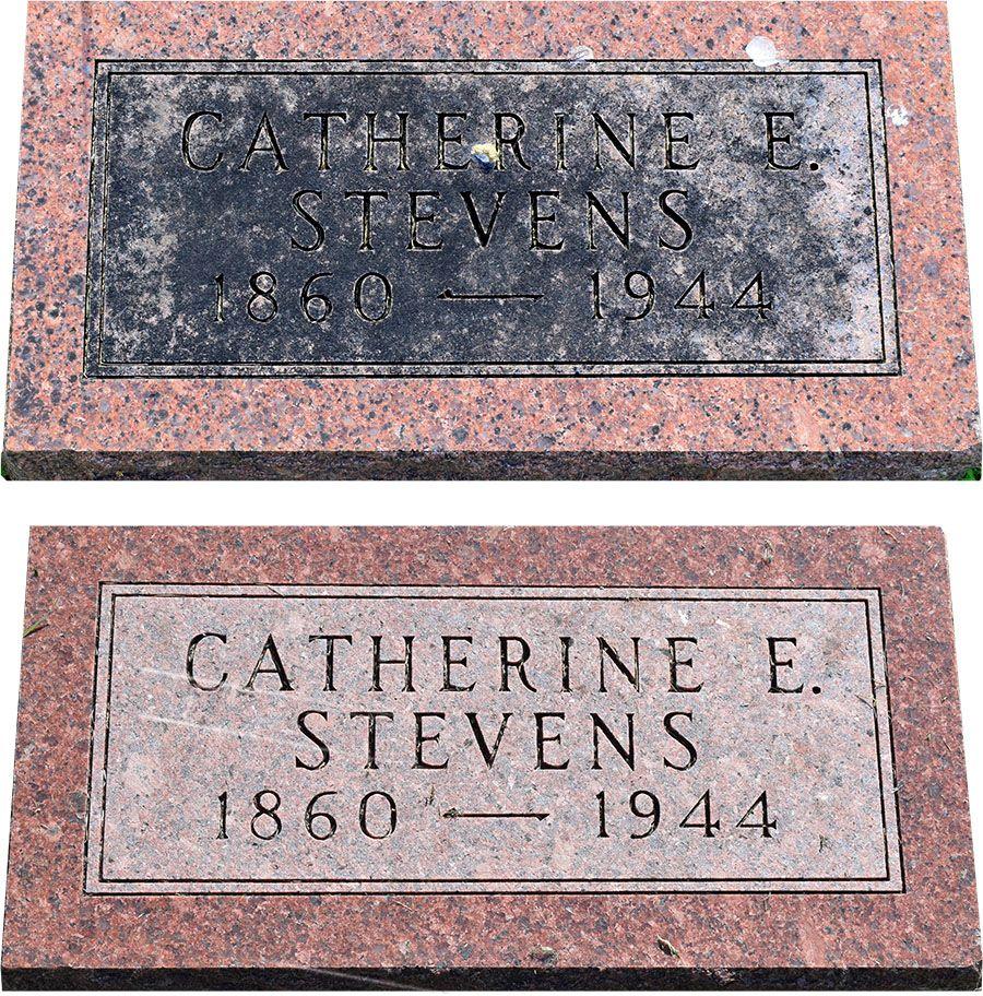 Gravestone, How To Clean Granite, Birth
