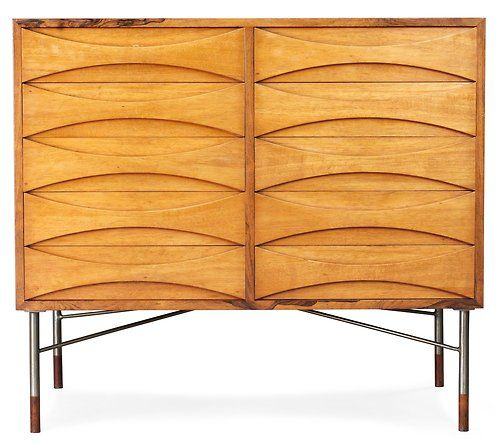 1950s -60s Palisander Chest of Drawers | Design: Arne Vodder