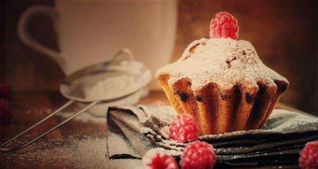 Творожные кексы за 30 минут - рецепт с фото