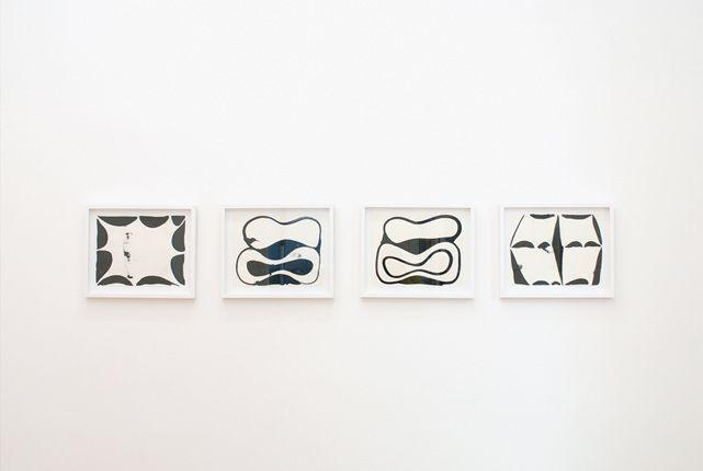 Amy Feldman, Works on Paper, 2014