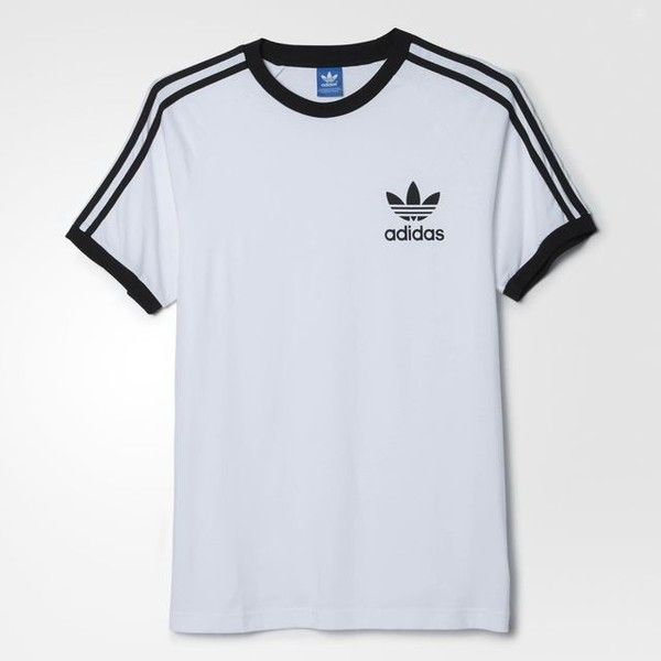 2efa7d223 adidas CALIFORNIA TEE ($30) ❤ liked on Polyvore featuring men's fashion, men's  clothing, men's shirts, men's t-shirts and adidas mens t shirts