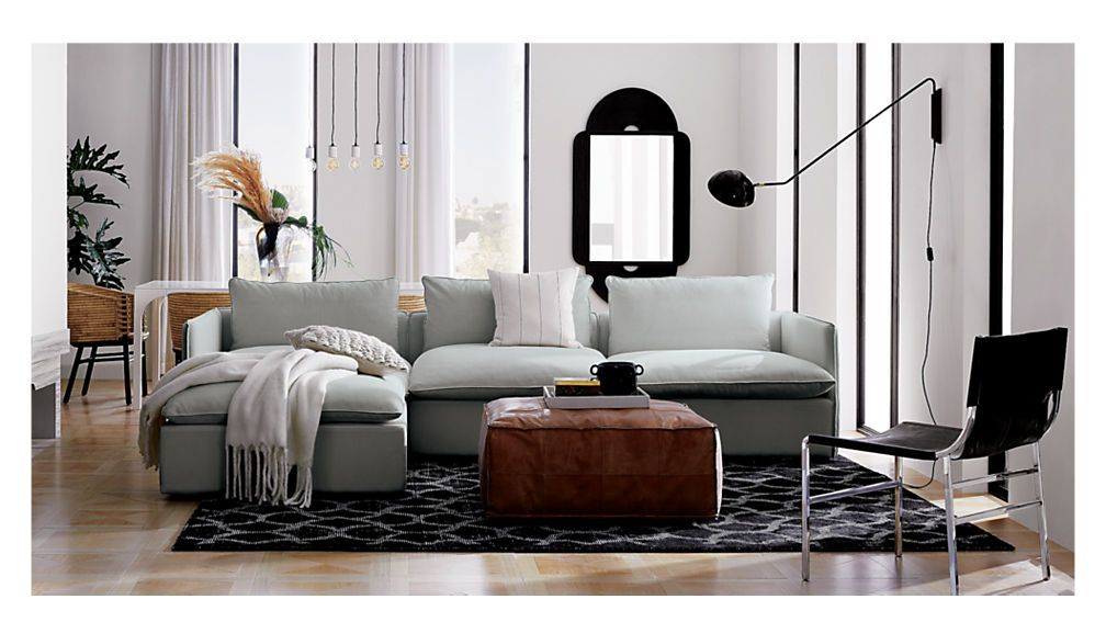Potter Black Leather Chair Reviews Living Room Colors Living