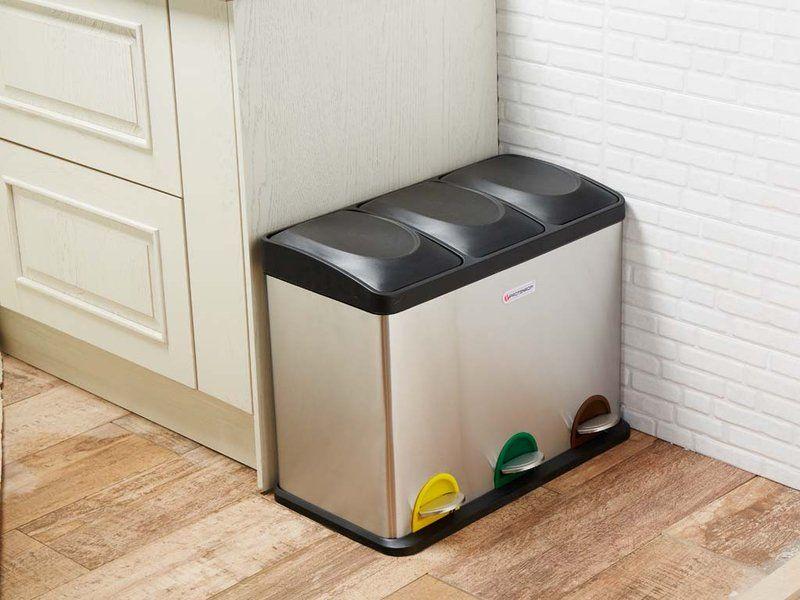 Cubos y contenedores para reciclar cubos reciclado y for Muebles edem el goro