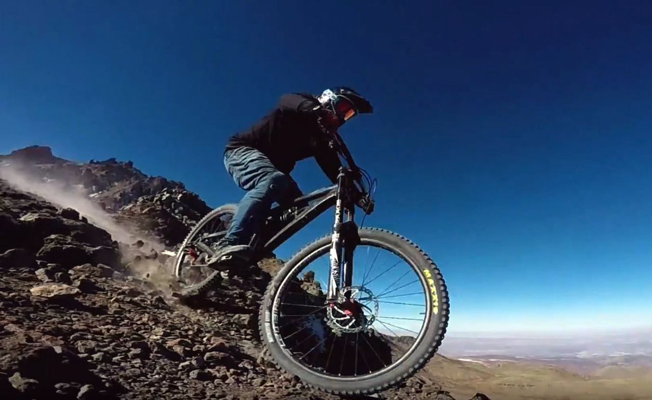 Erciyes Bikepark And Cappadocia Mtb Freeride Expedition Mtb