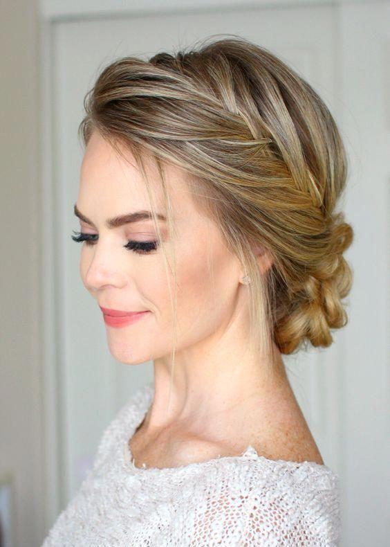 Hochsteckfrisuren   25 schicke Brautjungfernfrisuren für langes Haar #BridesmaidHairstyles #LongH ...#brautjungfernfrisuren #bridesmaidhairstyles #für #haar #hochsteckfrisuren #langes #longh #schicke