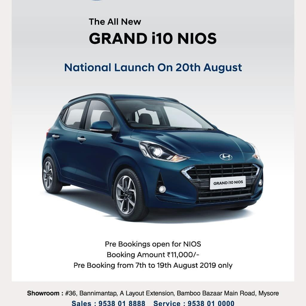 Don T Let Your Dream Car Drive Away The All New Hyundai Grand I10