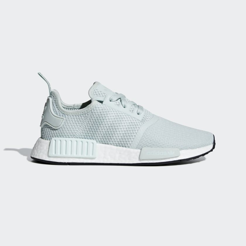 Nmd R1 Shoes Green Green Ice Mint Bd8011 Nmd Adidas Women