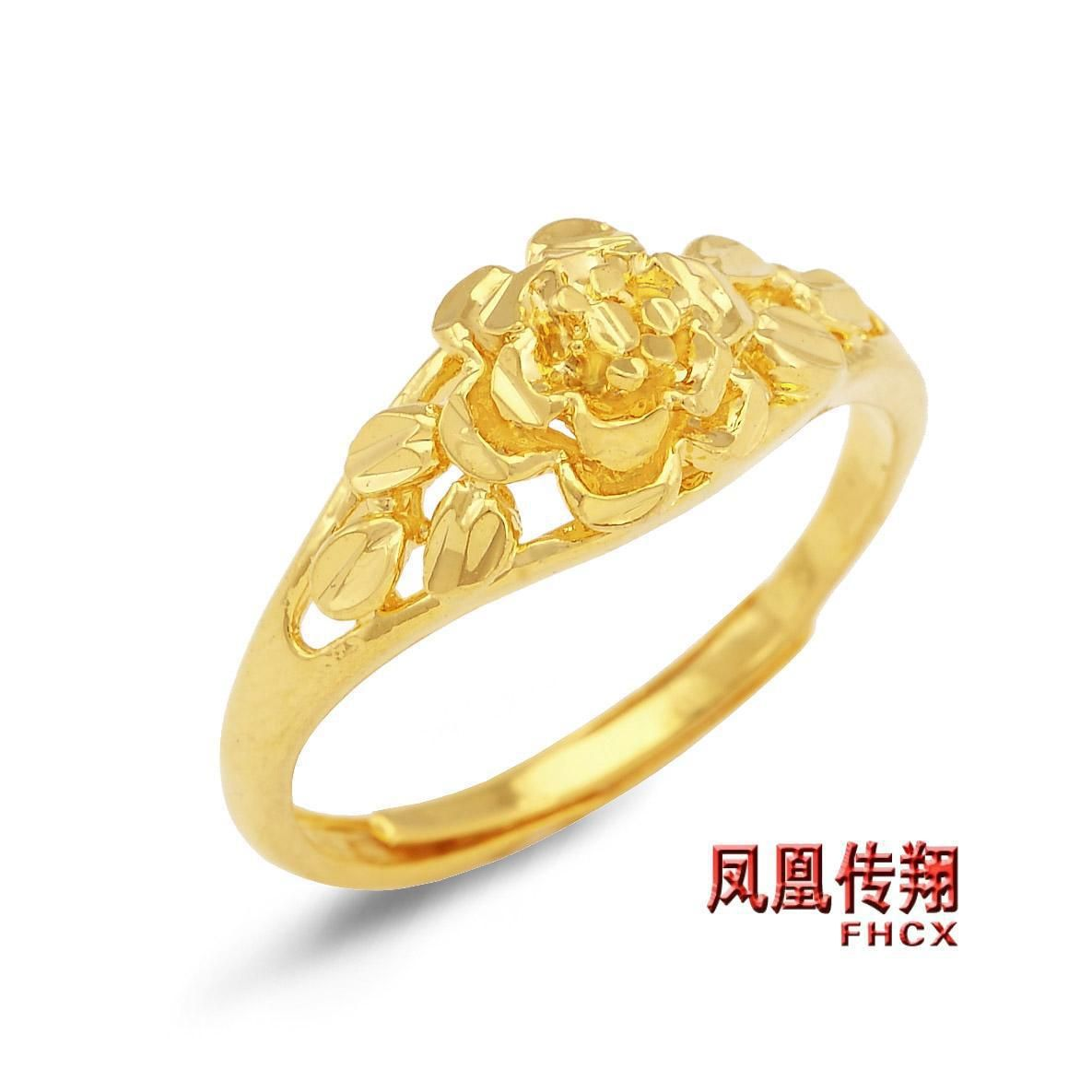 Found on Google from dhgatecom gold ring Pinterest Gold rings