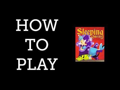41 How To Play Sleeping Queens Youtube Queen Youtube Sleep
