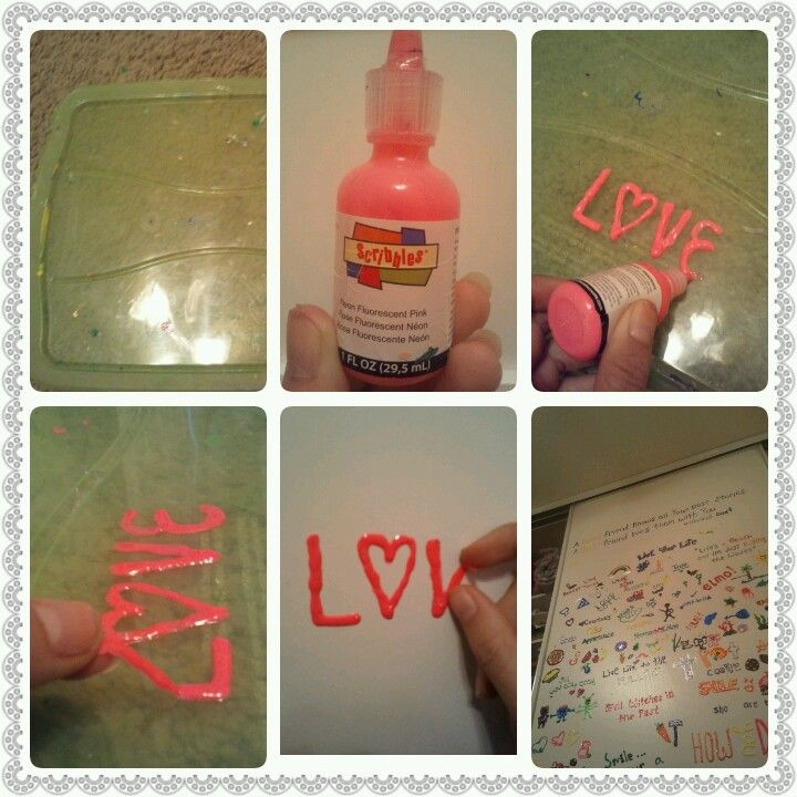 Cling Art This Is Really Cool Make Your Own Art For Your Window Phone Case Or Mirror By Using Puffy Paint Puffy Paint Designs Fabric Painting Puffy Paint