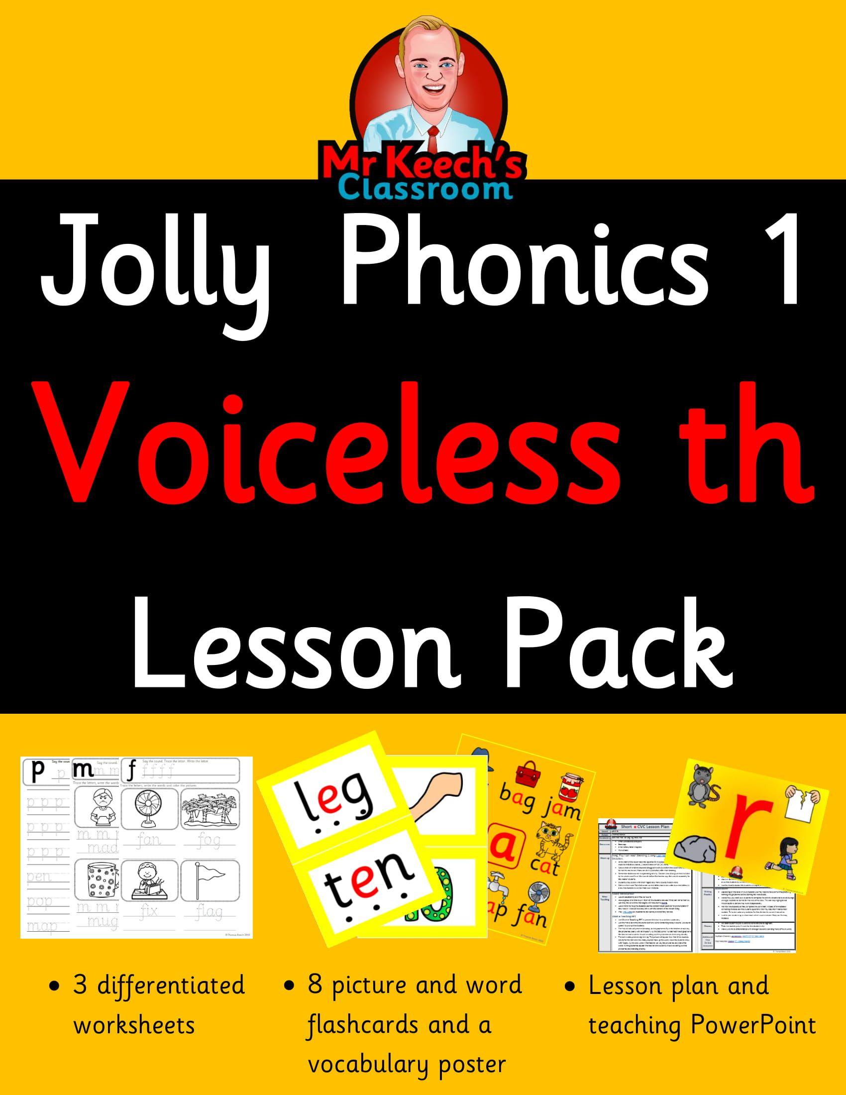 Phonics Worksheets Flashacards