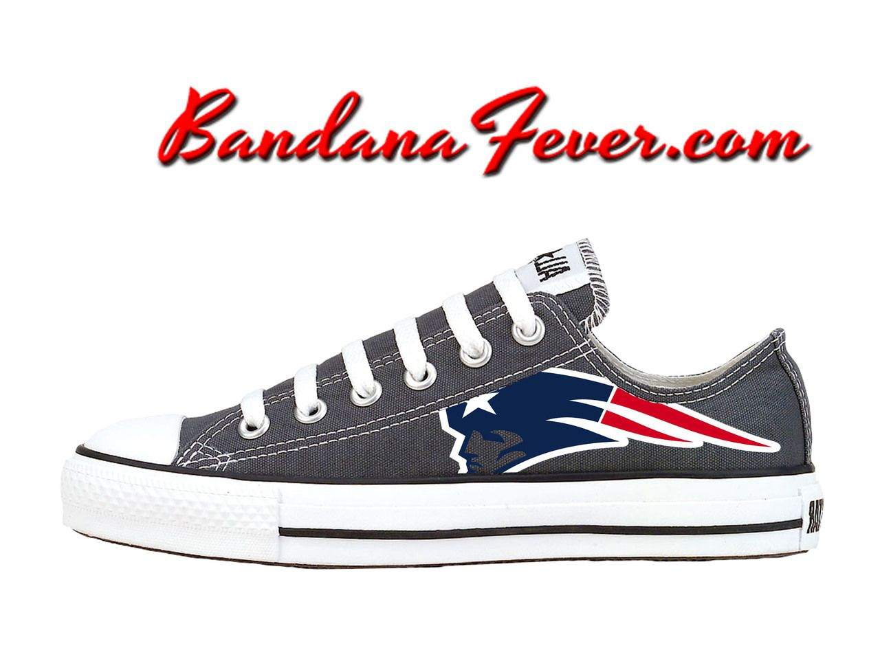 Buy new england patriots converse sneakers > 50% off!