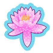 Lotus Flower Gifs Emoticon Lotus Flower Lotus