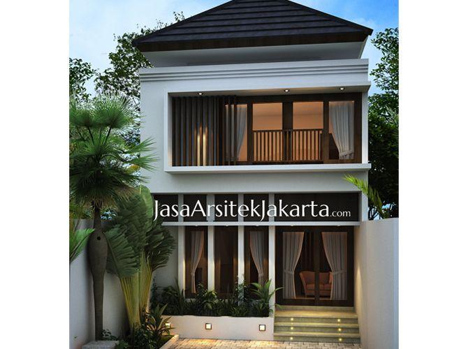 Desain Rumah Minimalis 2 Lantai Luas Tanah 150 M2 Cek Bahan Bangunan