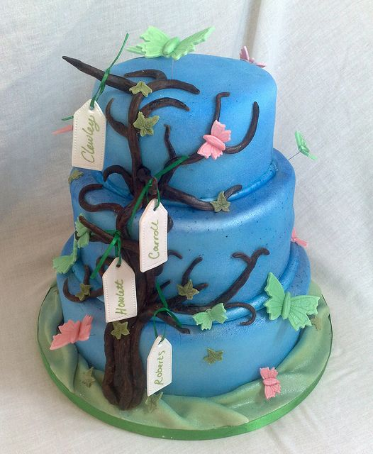 Family Tree Cake With Images Adoption Cake Family Tree Cakes