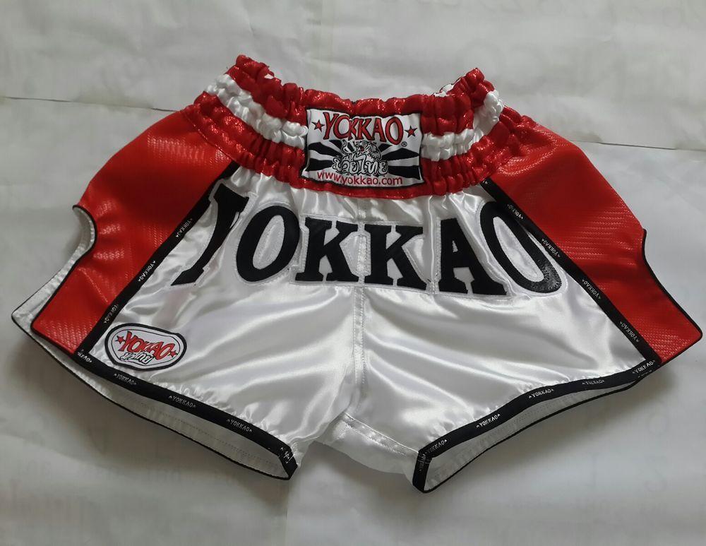 YOKKAO carbon muay thai shorts Green Army