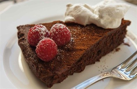 Torta al cioccolato senza farina - VanityFair.it