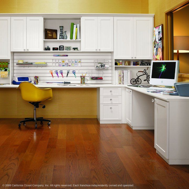 HandiSOLUTIONS Craft Rooms   Contemporary   Home Office   San Francisco   California  Closets