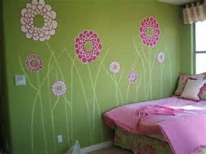 Image detail for -... Flower Wall Murals Bedroom Design Ideas - Best Wall Murals and Ideas