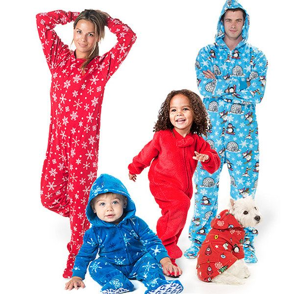 Take a look at the The Night Before Christmas: Pajamas event on zulily today!