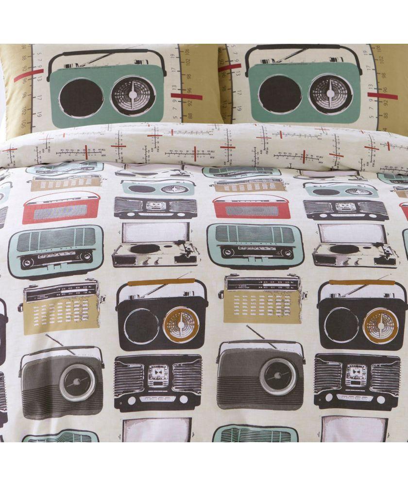 Buy Hashtag Bedding Airwaves Duvet Cover Set - Kingsize at Argos.co.uk - Your Online Shop for Duvet cover sets.