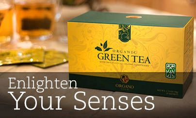 25 Sachets per Box. An element of zen to your day with a soothing cup of Organic Green Tea. Flavorful tea combines the best organic green tea leaves packed with flavonoids & other antioxidants, & our renowned organic Ganoderma lucidum mushroom, for a truly invigorating cup of tea. *NOP organic certified by ECOCERT, S.A.  http://ritaann.myorganogold.com/ https://docs.google.com/forms/d/1rKEJAVbHsl1EUKjYDlpO4libuiC6SMw3t6OIxe5AYks/viewform