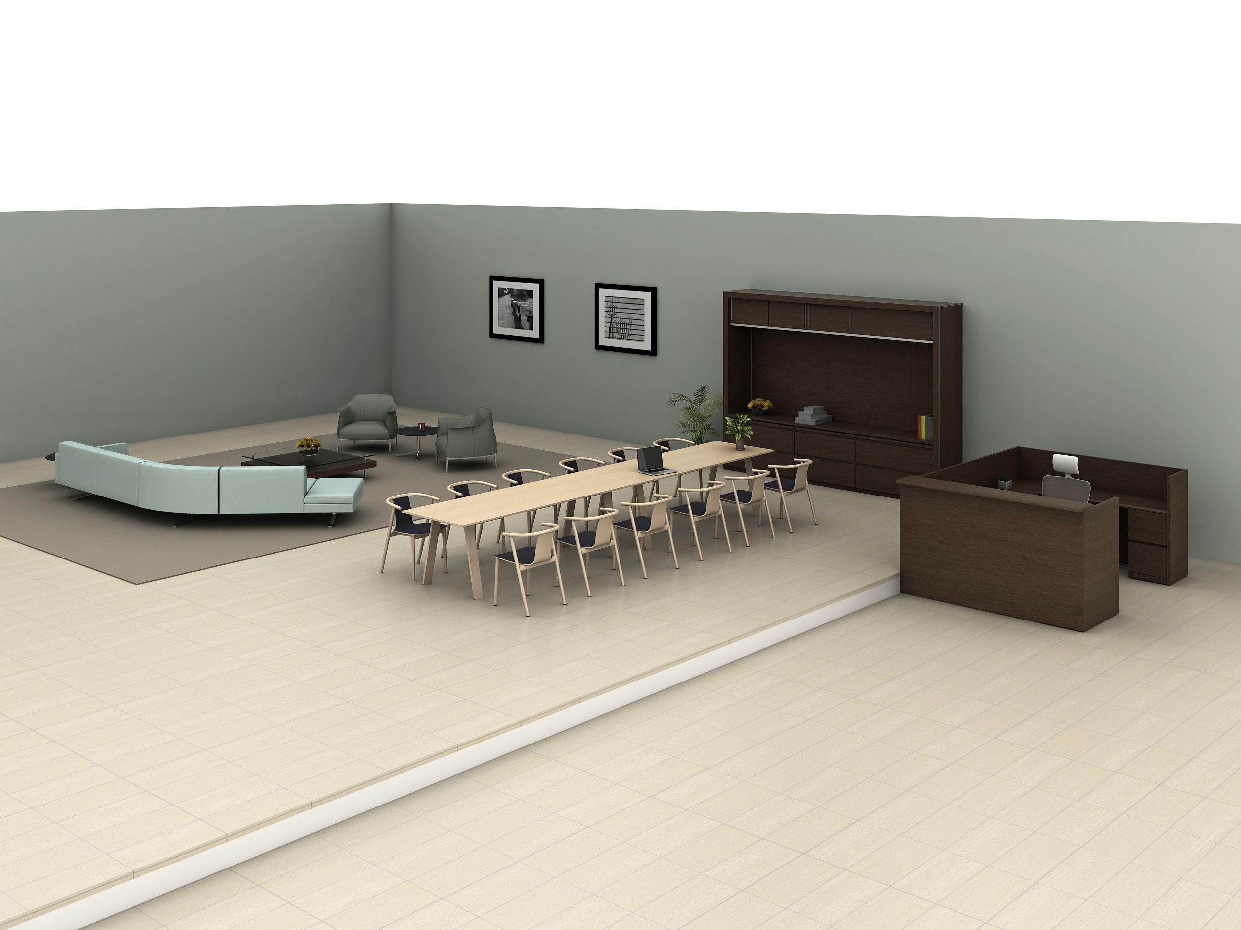 Haworth  Idea Starter 216  Design Intent Collaborative Space