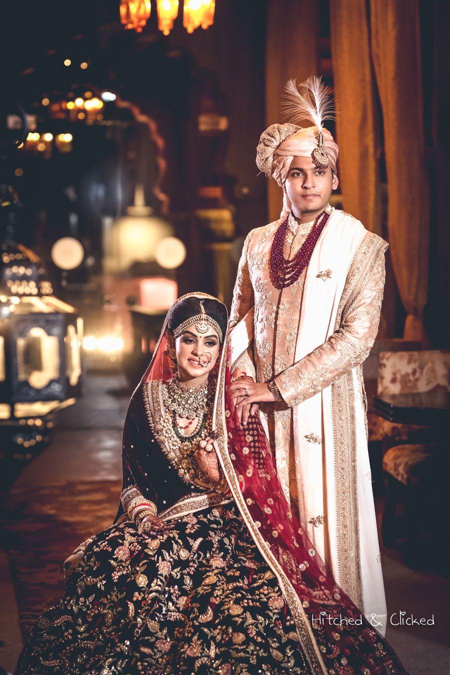 Real Weddings: Shreya & Somil's Fairmont Jaipur Wedding