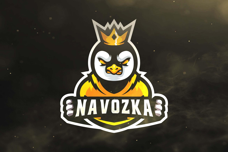 Penguin Sport and Esports Logo logo, logos, sport,